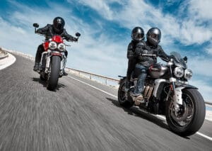 Triumph Motorcycles Innovation Campaign - Read now in the socialPALS Blog