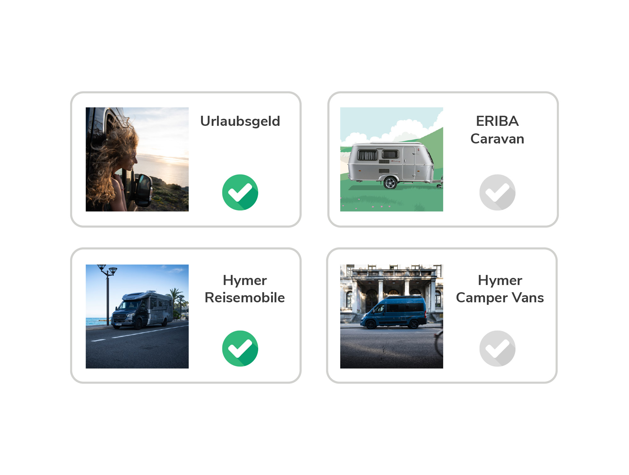 Premium campaign via one-click: HYMER dealers benefit from the platform solution.